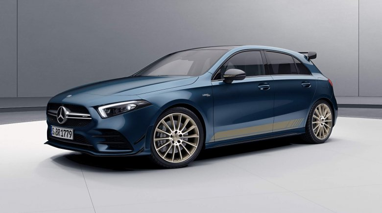 Mercedes AMG A 35 4MATIC Edition 1